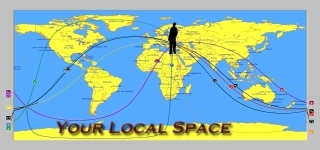 Our Personal Geography And The Connection With Nearby And