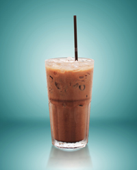 Ice Milk Coffee